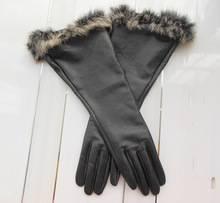 Fashion Lady Leather Glove