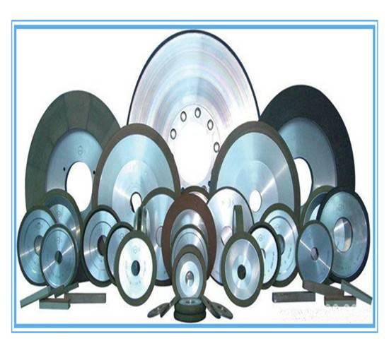 All Kinds of Resin Bond Diamond Grinding Wheels