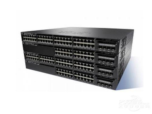 WS-C3650-24TS-E Cisco Catalyst 3650 24 Port Gigabit Ethernet Switch