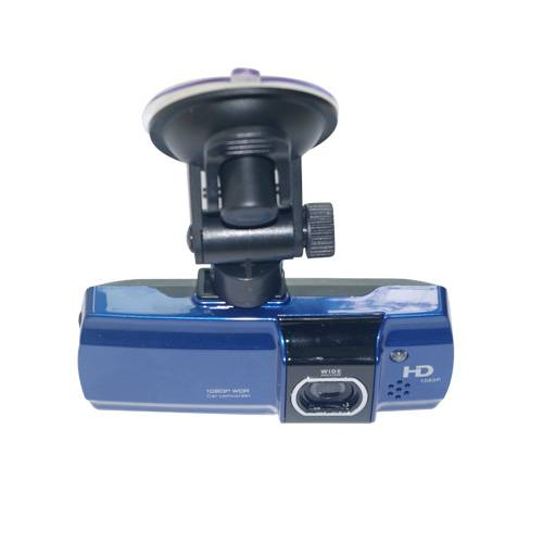 "Full HD 1080P Car Camera With Dual LENS and 2.7"" TFT Screen DVR-T580"