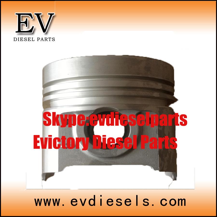 Kubota engin parts V2203 V2403 piston kit (piston piston ring cylinder liner )