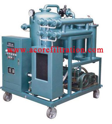 Waste Hydraulic Oil Flushing Machine
