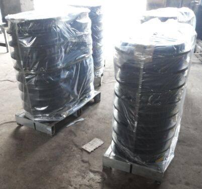 KLK 500L truck turntable parts trailer turntables rotary turntable