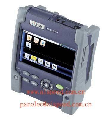 JDSU MTS-2000 OTDR (touch screen,nice price ,FTTX testing mahine,China)