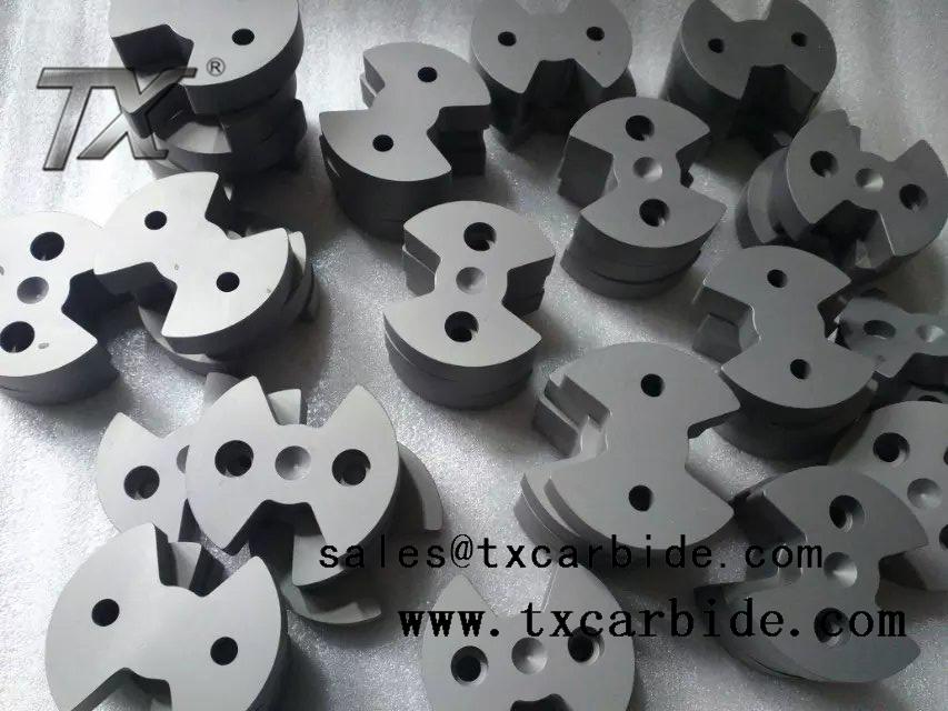 K10 K20 K30 K40 Carbide Plates by Wire Cutting to Canada