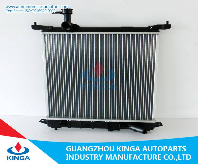 Tube-Fin Aluminum Core Radiator for Nissan March 1.2 11-Mt