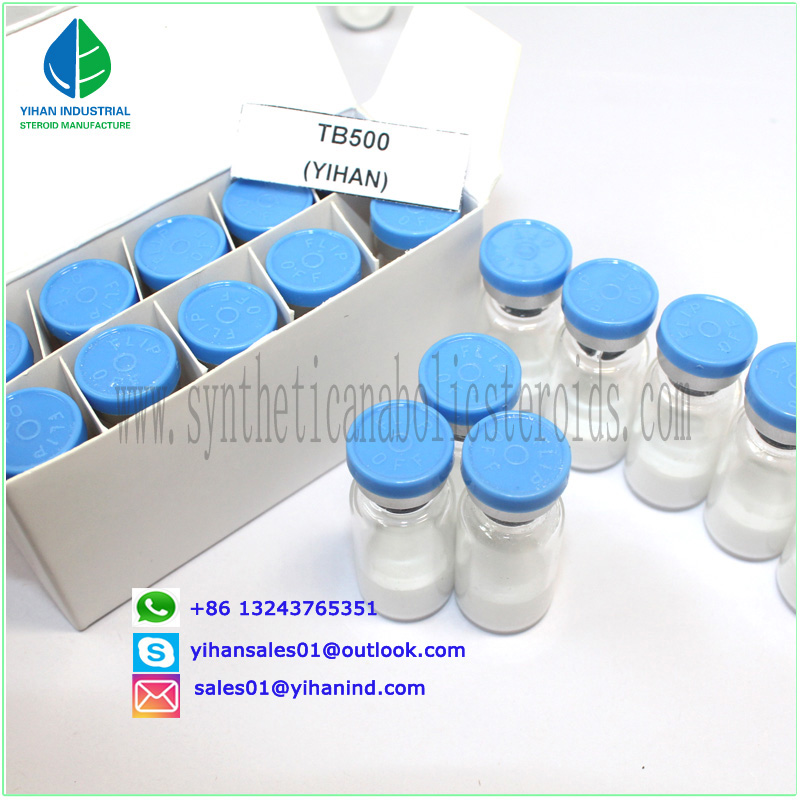Human Growth Peptides Hormone 2mg/vial 5mg/vial Tb500 for Promote Grow Muscle Judy