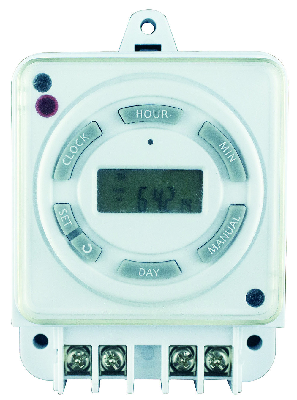 7 day programmable digital timer switch