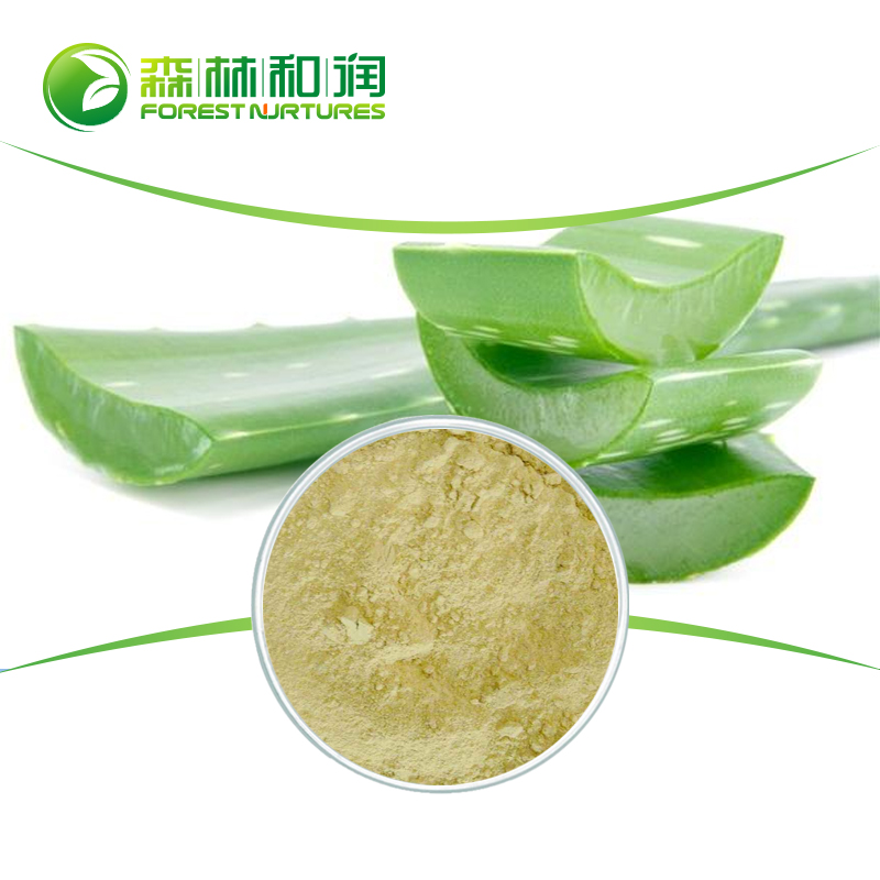 Aloe barbadensis extract aloe vera leaf dried ethanolic extract