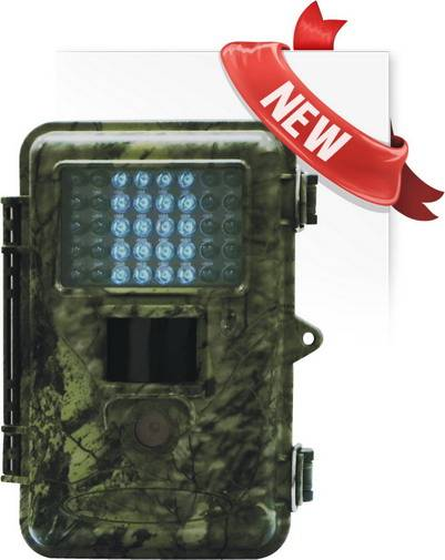 8MP 940NM IR Flash remote hunting Camera up to 85ft