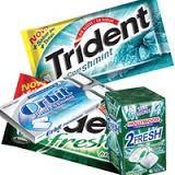 Trident, Orbit, Trident White, Hollywood, Vivident