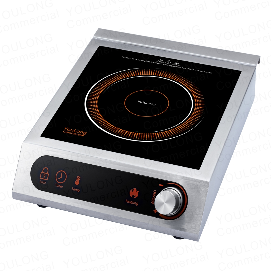 indnuction cooker(1 burner)C3513-SK Touch and Knob Control