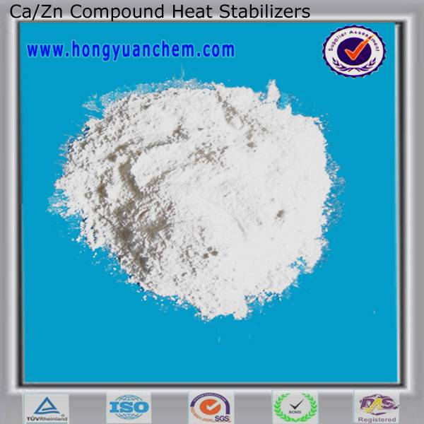 Ca/Zn Compound Heat Stabilizer Series for profiles