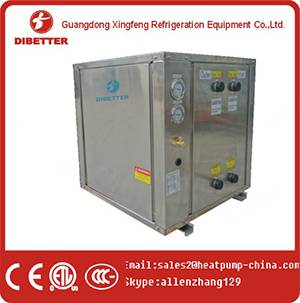 ground water heater pump heating pump installation low cost