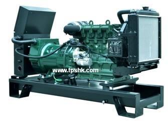 Lister-Petter Diesel Generator