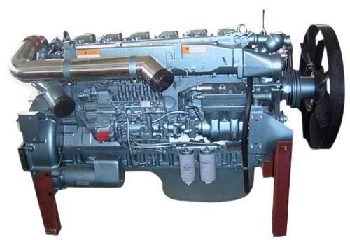 HOWO ENGINES