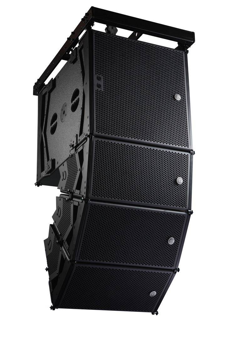 AS 300 line array speaker box, professional audio equipment used, line array speakers
