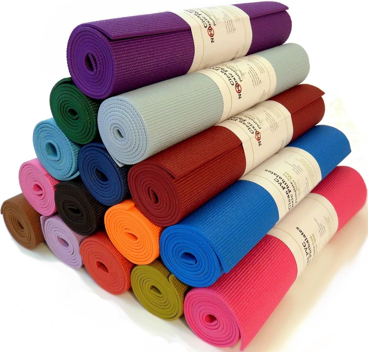 sticky PER yoga mat