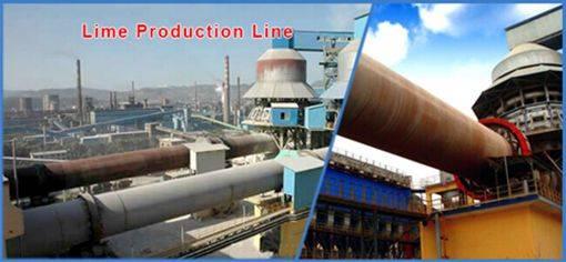 Active Lime Production Line