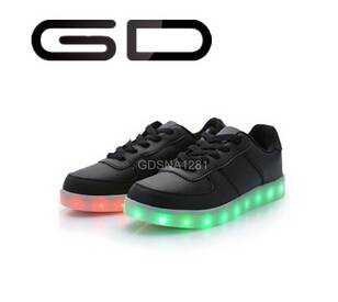 GD Hottest luminous led light shoes