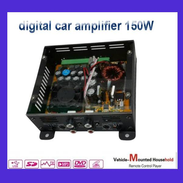 Digital Car Amplifier Class D