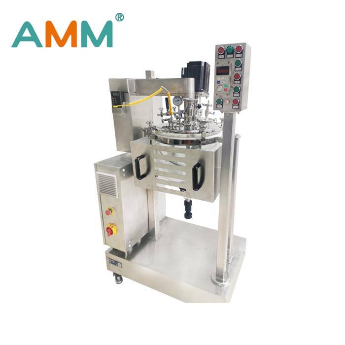 AMM-20S LAB VACUUM REACTOR