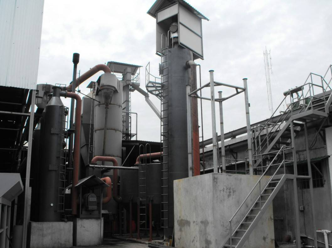 1500kw Renewable Energy Gasification Biomass Power Generation Equipment