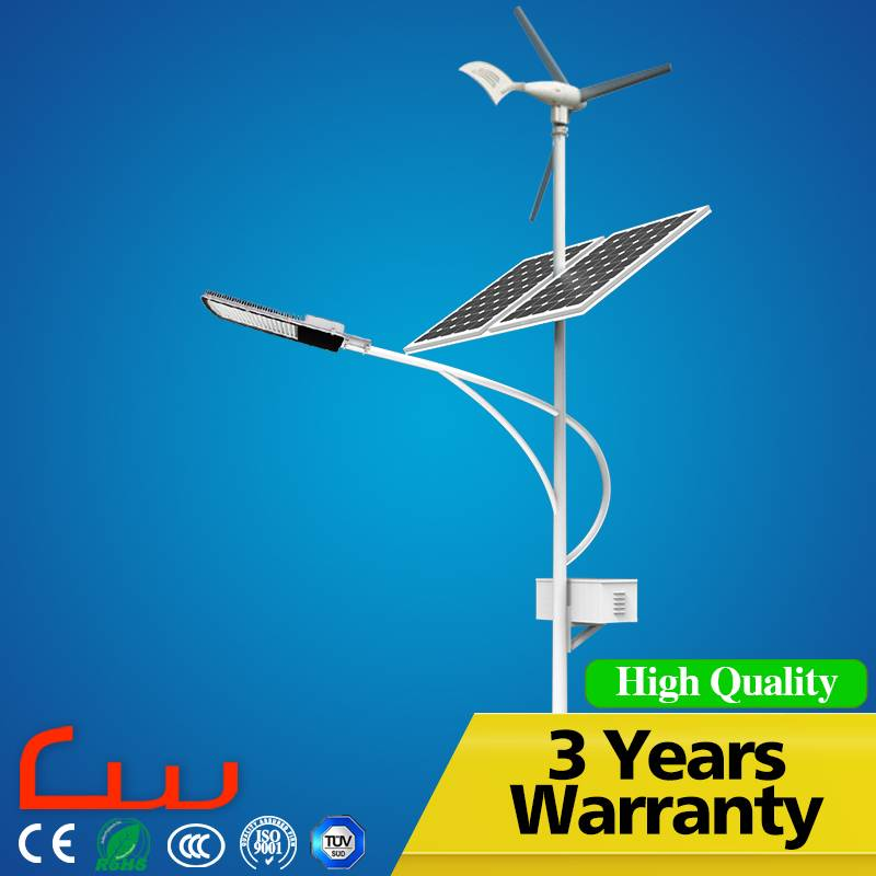 CCC CE RoHS TUV Waterproof IP65 cheap vertical wind power generation blade generation pole for highw