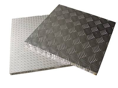 Embossed PVDF Coated Aluminum Honeycomb Panel