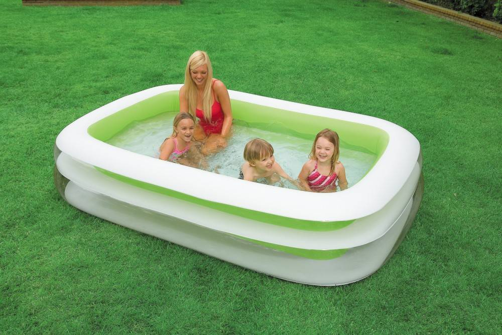 Intex inflatable pool 56483