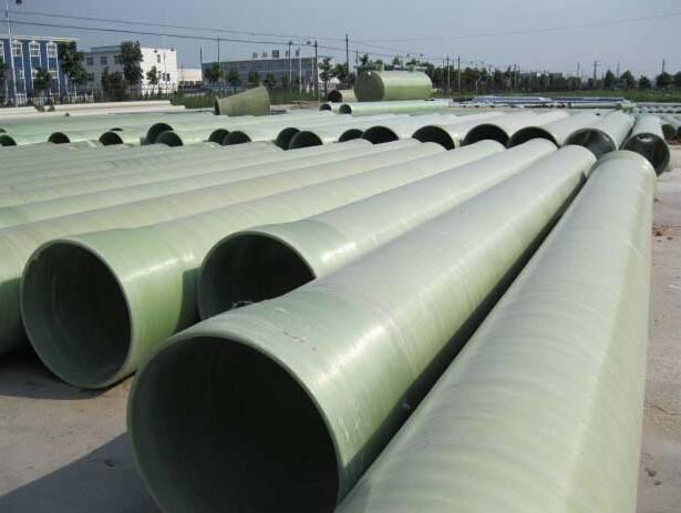 FRP fiberglass grp pipe