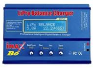 IMAX B6 balance charger AC/DC battery charger LiPo LiFe battery