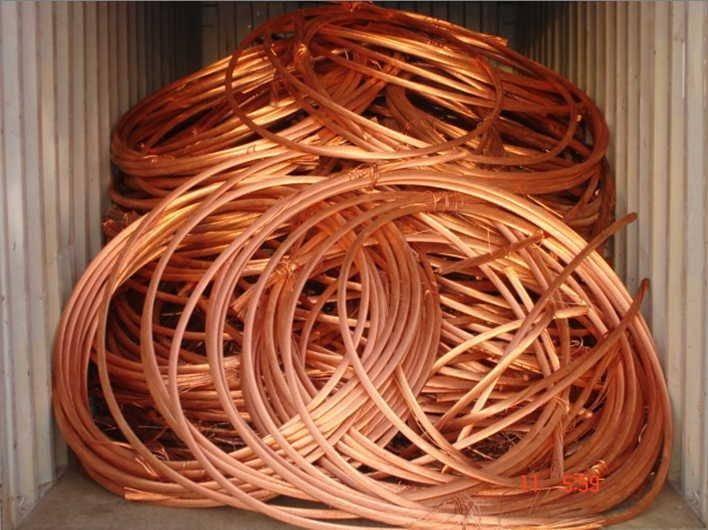 Copper Scrap, Copper Wire Scrap, Millberry Copper 99%