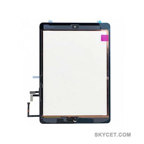 Touch Digitizer Screens Assembly With Original Sticker For iPad Air-Black-Original New-Grade A