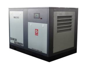 Saving Energy Electric Fixed Screw Air Compressor (QKZ90KW)