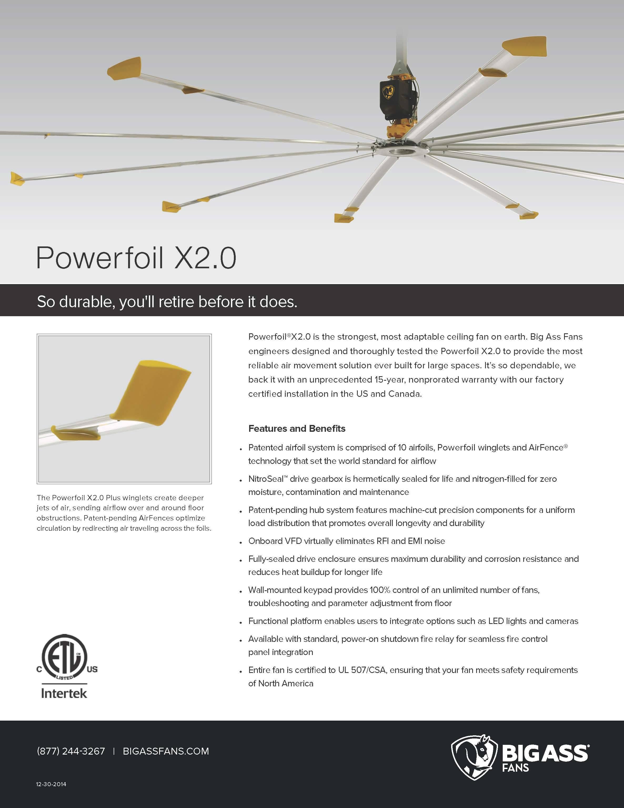 HVLS industrial fan;Large ceiling fan