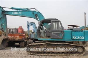 Kobelco Used Crawler Excavator SK200