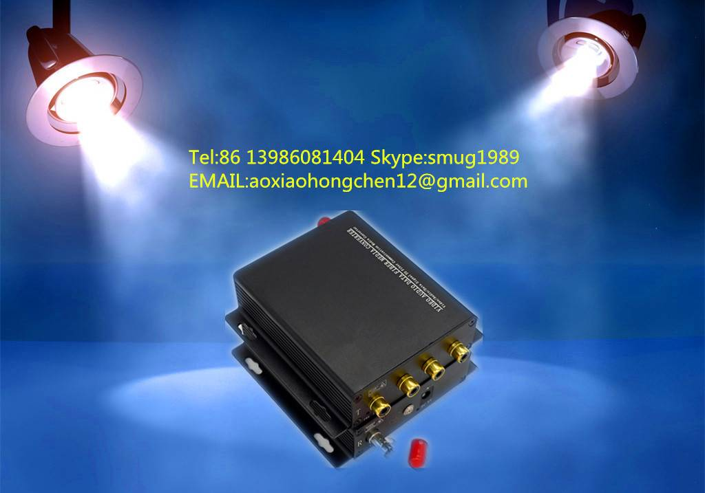 fiber optic stereo audio transmitter with RCA interface for 2CH stereo audio fiber to RCA converter