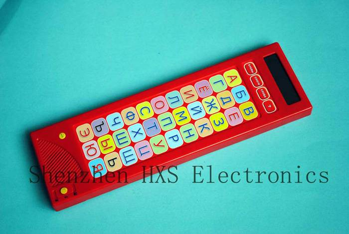 Factory supply music box toy sound pad with display screen, sound books manufacturer