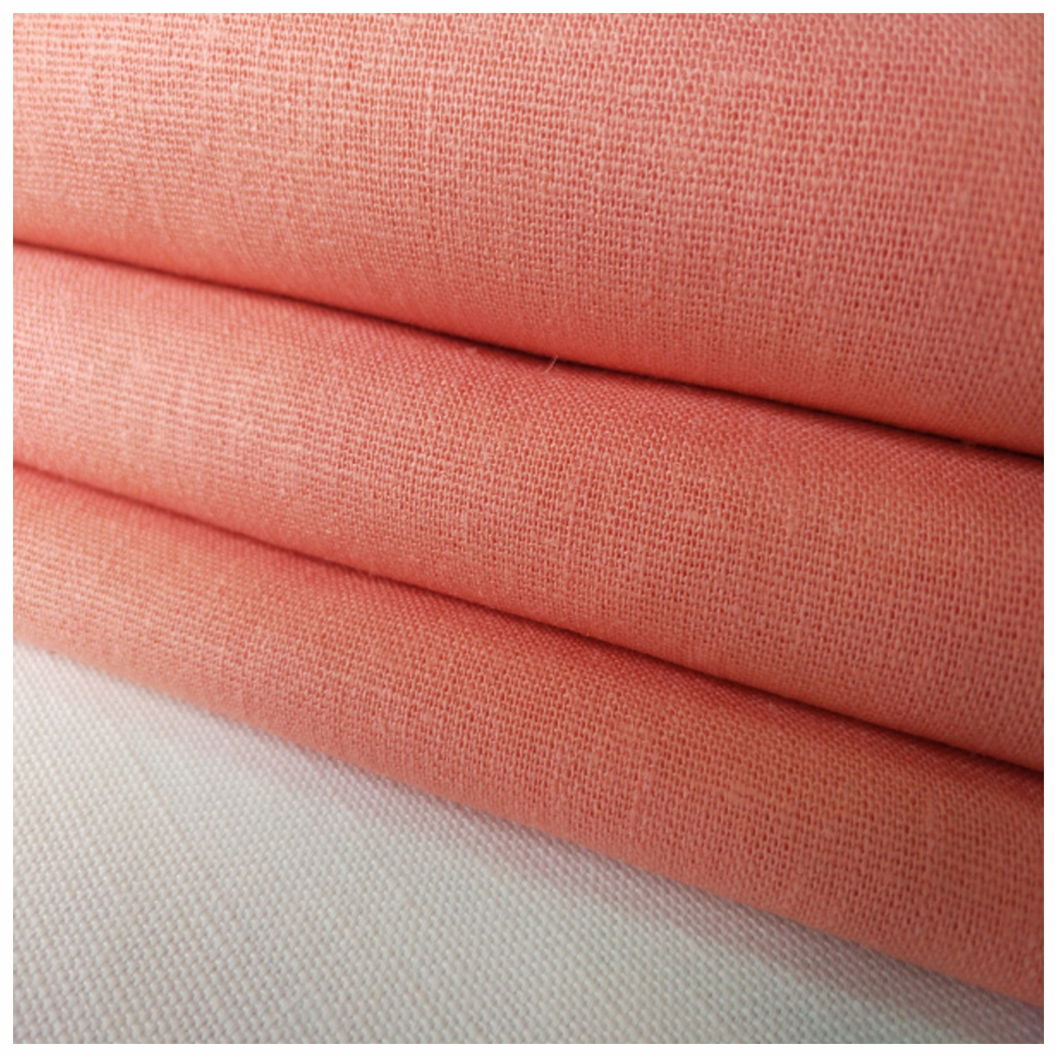 Multicolor High Quality Linen Fabric for Fashionable Dress