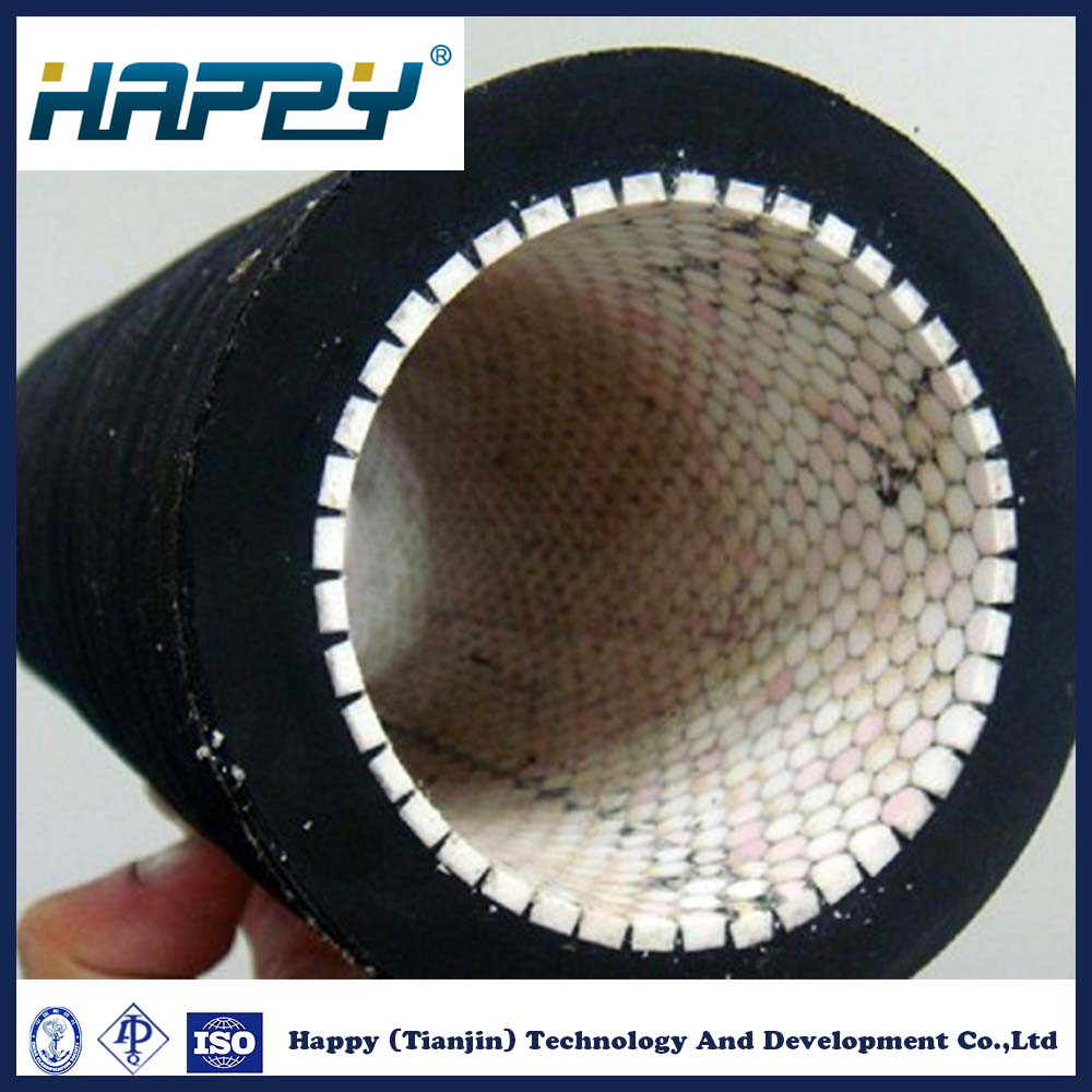 High Quality Wear Resistant Ceramic Rubber Hose