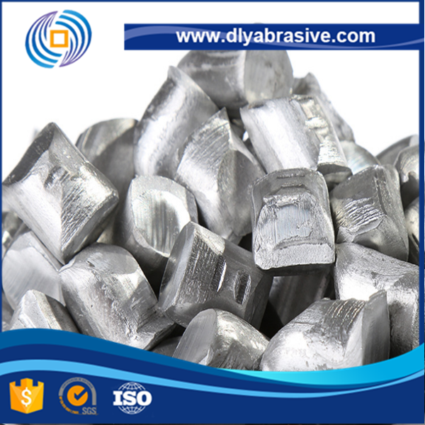 Top Quality Aluminum Cut Wire Shot/aluminum Shot/shot Blasting Media