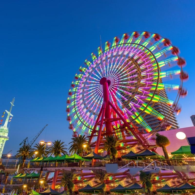 50m Ferris Wheel Ride HFMT50--Hotfun Amusement rides