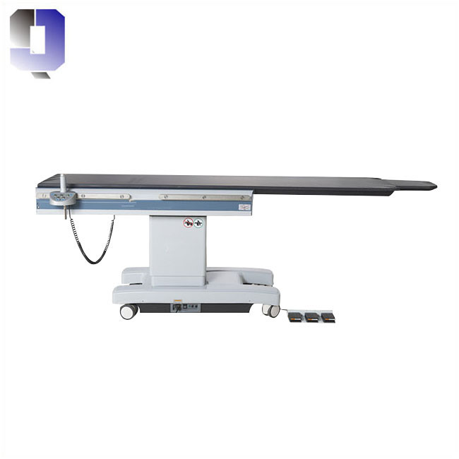 Electric carbon fiber material Interventional Imaging operating table