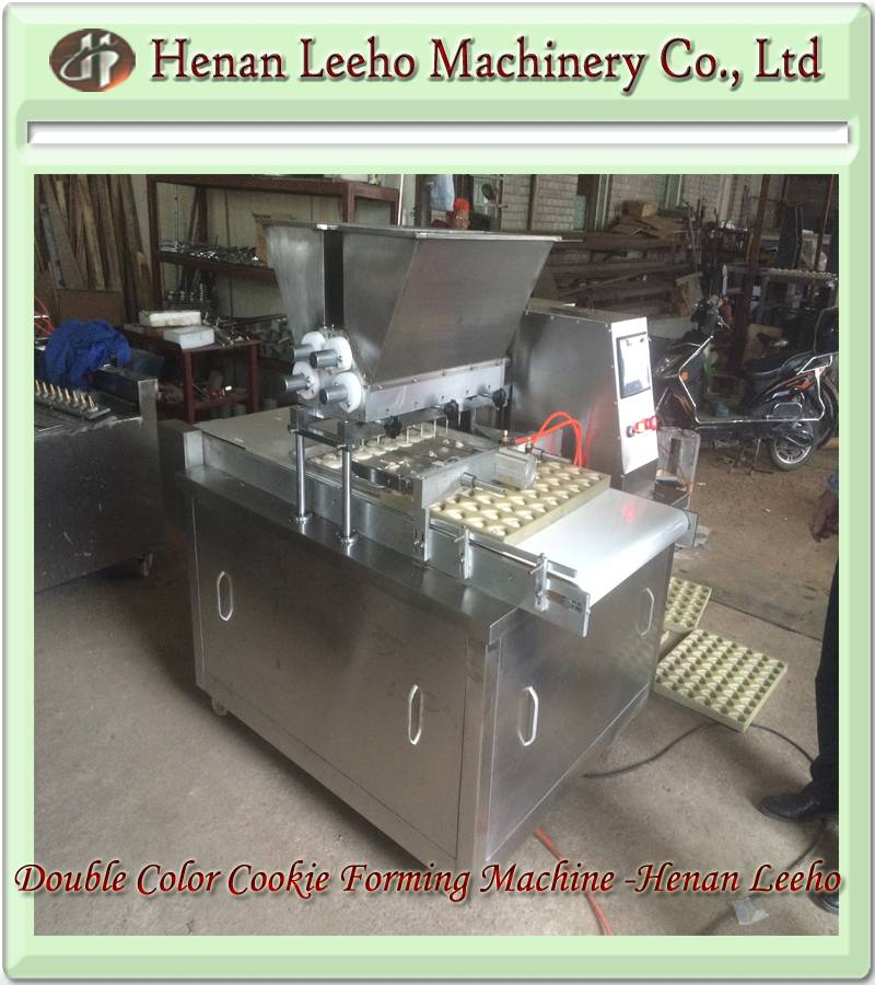 Leeho brand cookie forming machine