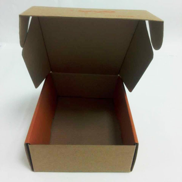 Corrugated boxes for router