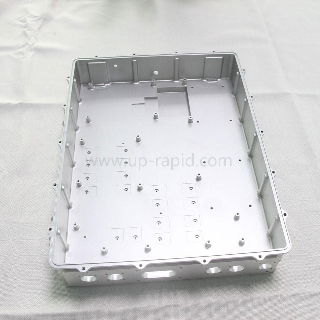 CNC Machining Aluminum Parts Prototype