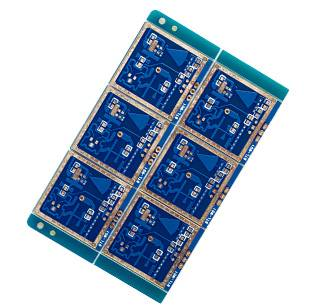 5.8GHZ sensor integrated circuit PCB board