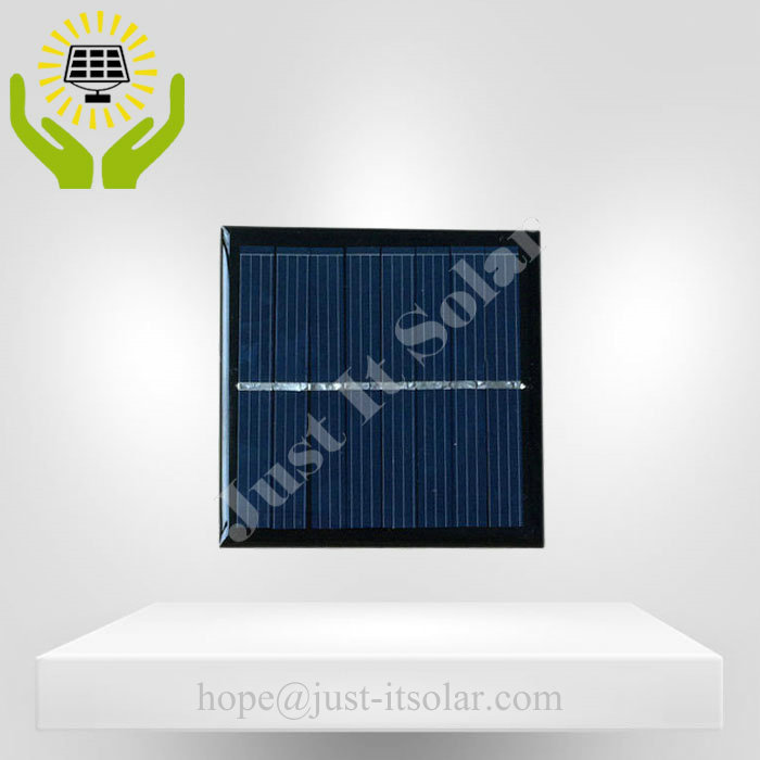 4V 100mA 0.4W Mini Size Epoxy Solar Panel