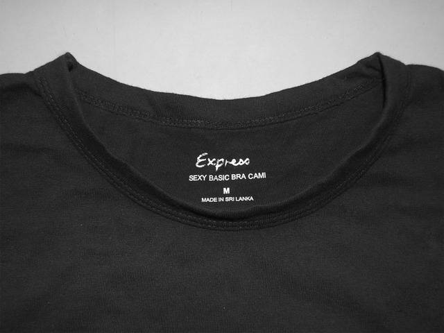 Care Label Heat Seal Transfer Printing Garment Clothing